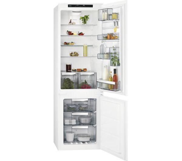 Image of AEG SCE8182VTS Integrated 70/30 Fridge Freezer