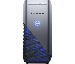 DELL Inspiron Intel® Core™ i7 GTX 1060 Gaming PC - 1 TB HDD & 128 GB SSD