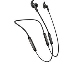 JABRA Elite 45e Wireless Bluetooth Headphones - Titanium Black