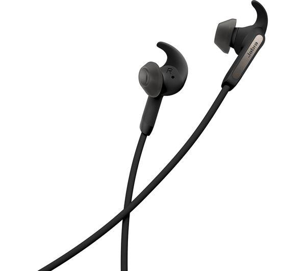 Buy Jabra Elite 45e Wireless Bluetooth Headphones Titanium