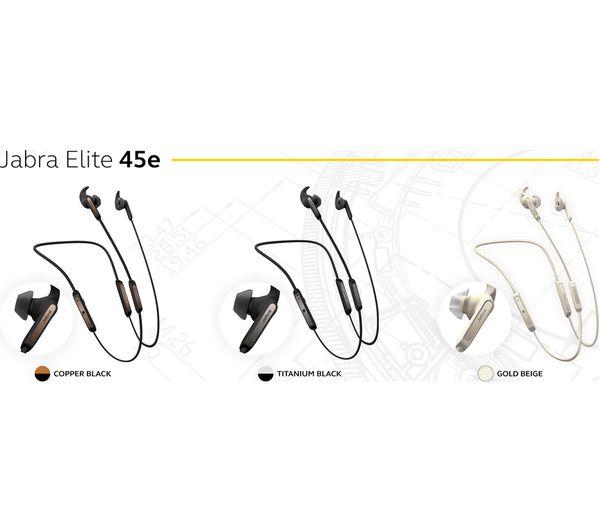 Jabra Elite 45e Wireless Bluetooth In Ear Headphones Review Bluetooth Jack Olx Yealink Bluetooth Module Bluetooth Radio Zvucnik: JABRA Elite 45e Wireless Bluetooth Headphones