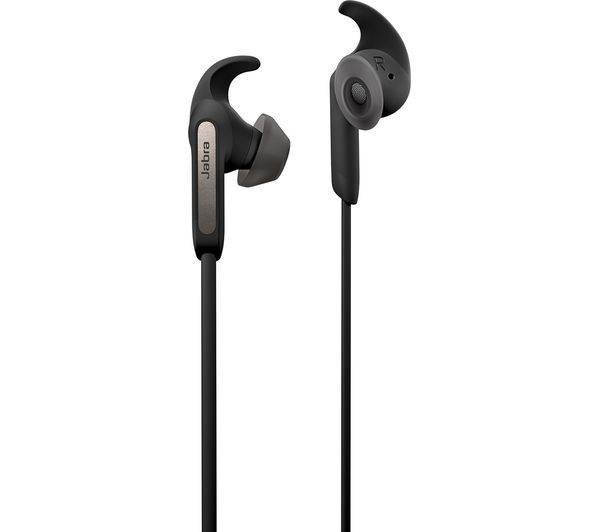 e632ce5263f Buy JABRA Elite 45e Wireless Bluetooth Headphones - Titanium Black ...