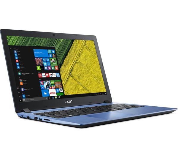 ACER Aspire 3 156 IntelR CoreTM I3 Laptop