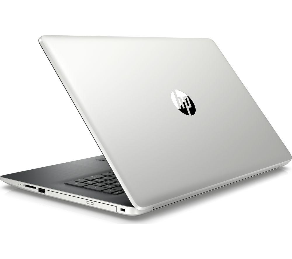 "HP 17-by0511sa 17.3"" Intel® Core™ i3 Laptop - 1 TB HDD, Silver, Silver"