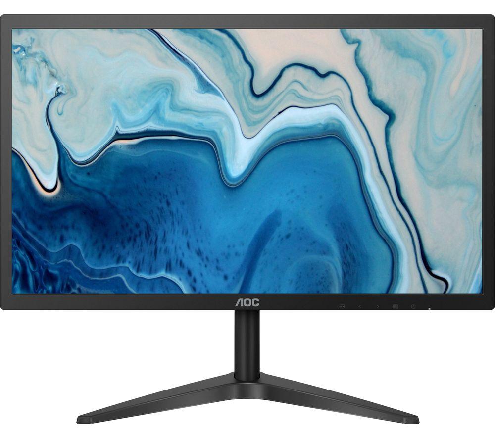 """AOC 22B1H Full HD 21.5"""" LED Monitor - Black"""