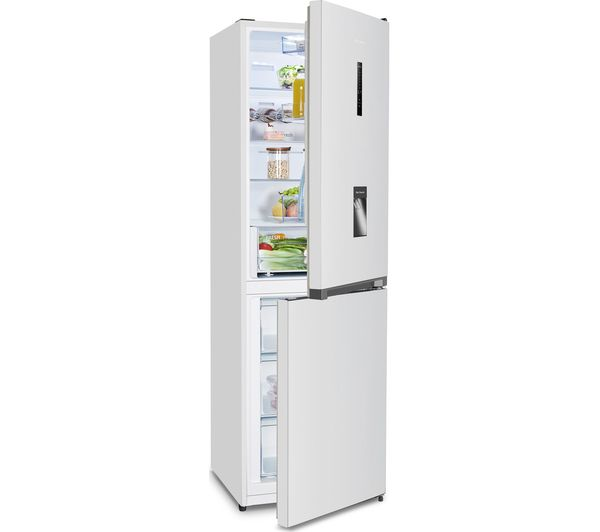 HISENSE RB411N4WW1 50/50 Fridge Freezer - White