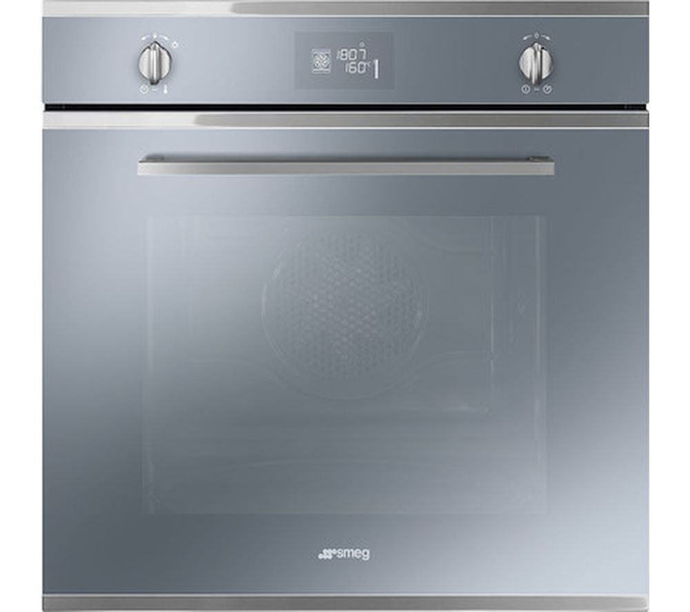 SMEG SF6402TVS Electric Oven - Silver