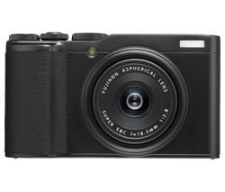 FUJIFILM XF10 High Performance Compact Camera - Black