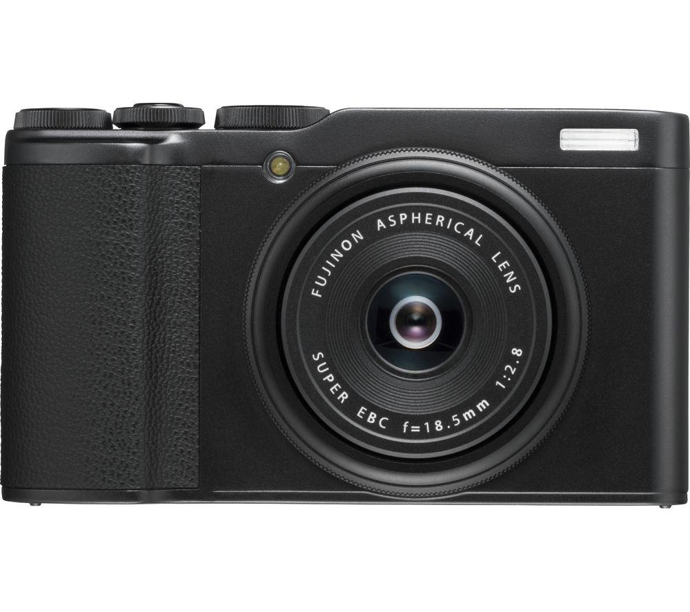 FUJIFILM XF10 High Performance Compact Camera - Black