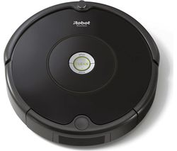 Roomba 606 Robot Vacuum Cleaner - Black