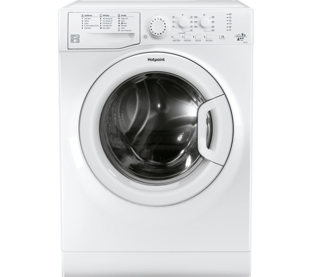 Buy HOTPOINT FML 942 P UK 9 kg 1400 Spin Washing Machine ...