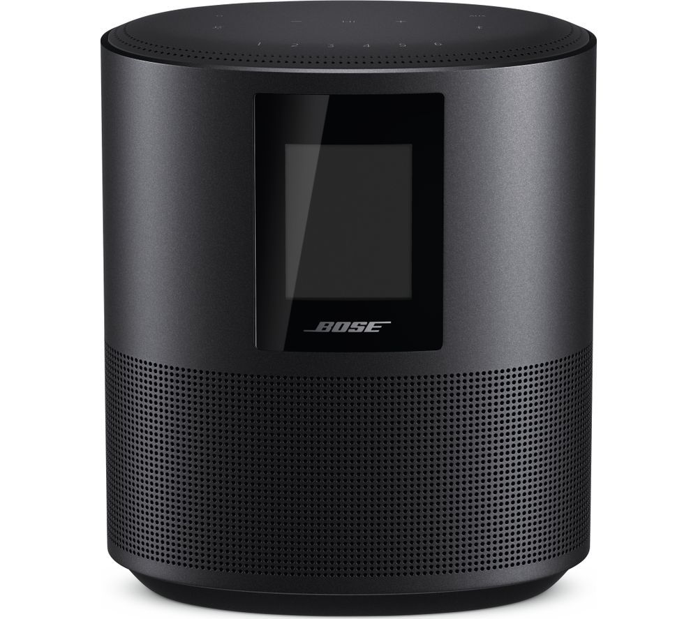 BOSE Home 500 Wireless Voice Controlled Speaker - Black, Black