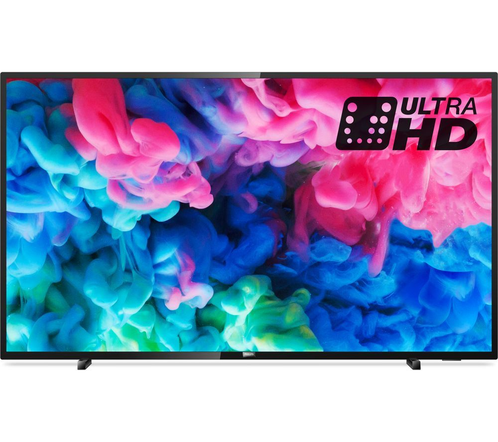 "PHILIPS 43PUS6503/12 43"" Smart 4K Ultra HD HDR LED TV"