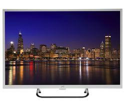 "JVC LT-32C491 32"" HD Ready LED TV - White"