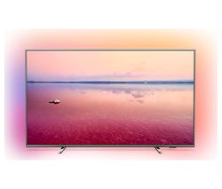 "PHILIPS Ambilight 43PUS6754/12 43"" Smart 4K Ultra HD HDR LED TV"