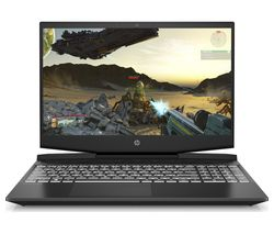 "HP Pavilion 15-dk0501na 15.6"" Intel® Core™ i5 GTX 1650 Gaming Laptop - 256 GB SSD"