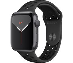 MX3W2BA APPLE Watch Series 5 Space Grey with Anthracite