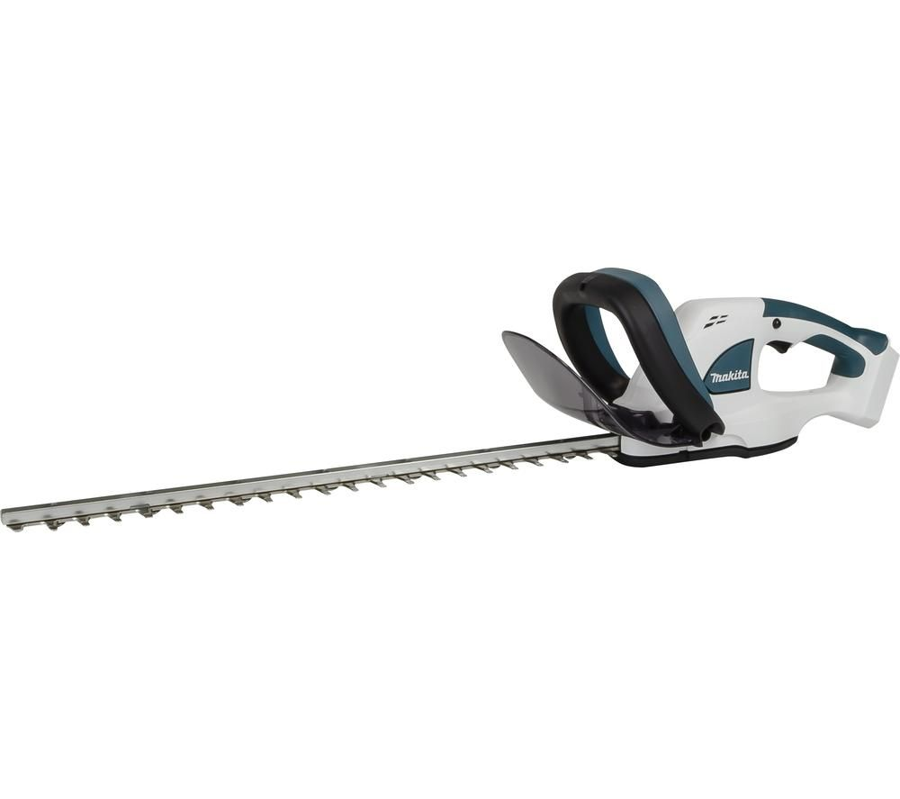 Image of MAKITA G-Series UH522DZ 18V Hedge Trimmer - Body Only, Blue & White, Blue