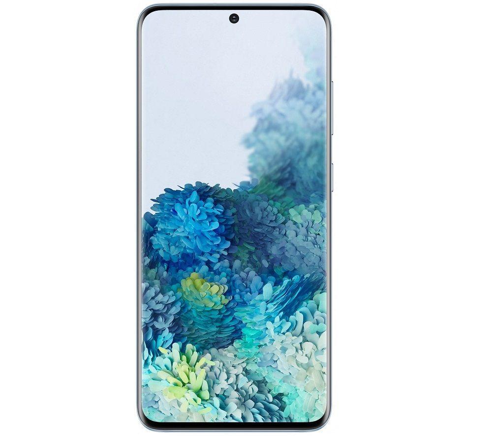 SAMSUNG Galaxy S20 5G - 128 GB, Blue