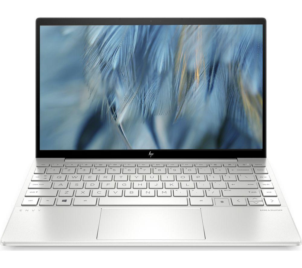 """HP ENVY 13.3"""" Laptop - Intel® Core™ i5, 512 GB SSD, Silver"""