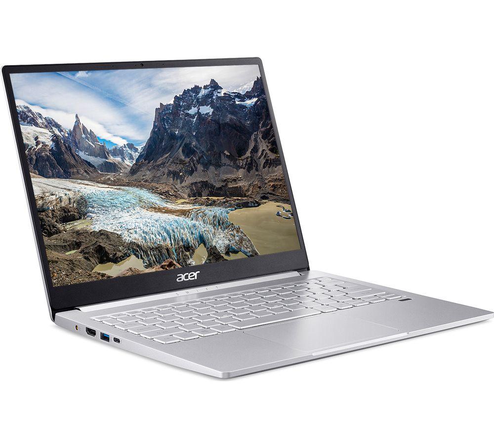 "ACER Swift 3 13.5"" Laptop - Intel® Core™ i5, 512 GB SSD, Silver"