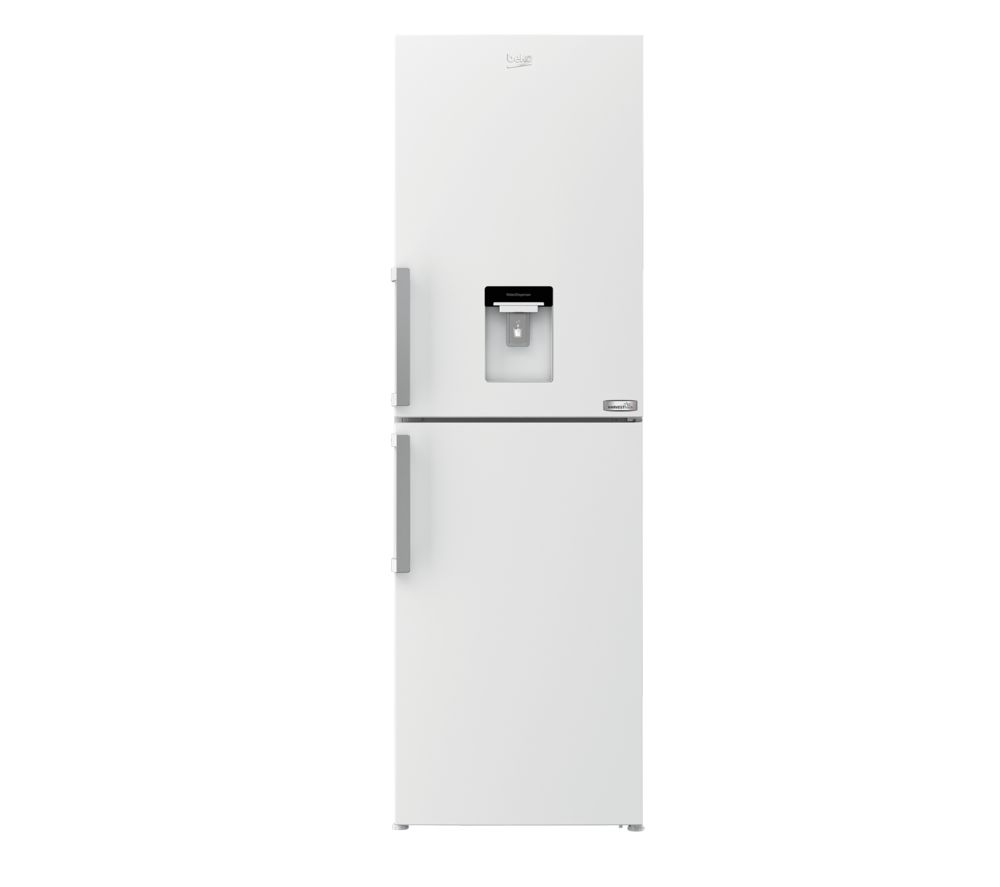 BEKO HarvestFresh CFP3691DVW 50/50 Fridge Freezer - Gloss White