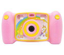 Kiddypix Mystery Compact Camera - Pink & Yellow