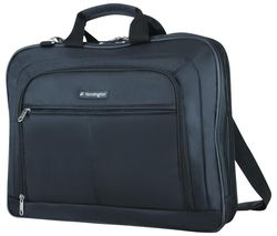 "SureCheck SP45 Classic 17"" Laptop Bag - Black"