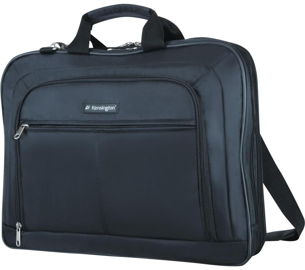 "KENSINGTON SureCheck SP45 Classic 17"" Laptop Bag - Black"