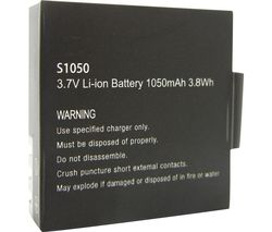 S1050 Lithium-ion Camcorder Battery