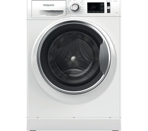 Image of HOTPOINT ActiveCare NM11 1044 WC A UK N 10 kg 1400 Spin Washing Machine - White
