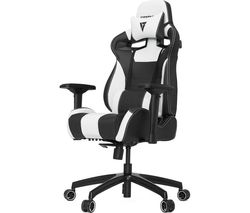 S-line SL4000 Gaming Chair - Black & White