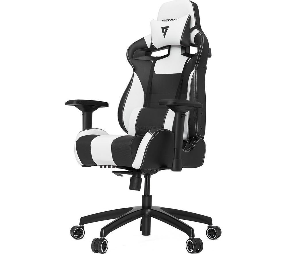 VERTAGEAR S-line SL4000 Gaming Chair - Black & White