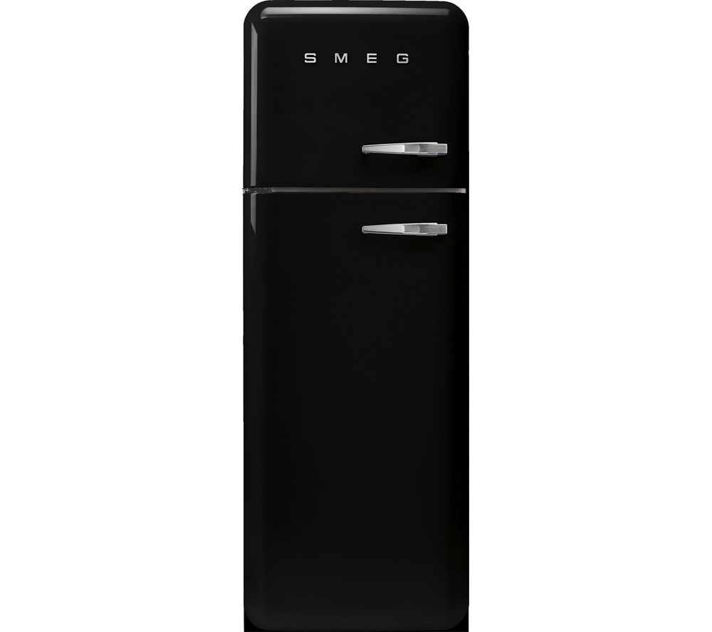 SMEG FAB30LBL5UK 80/20 Fridge Freezer - Black