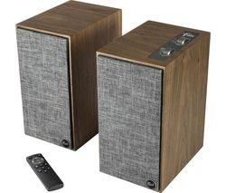 The Fives Bluetooth Speakers - Walnut