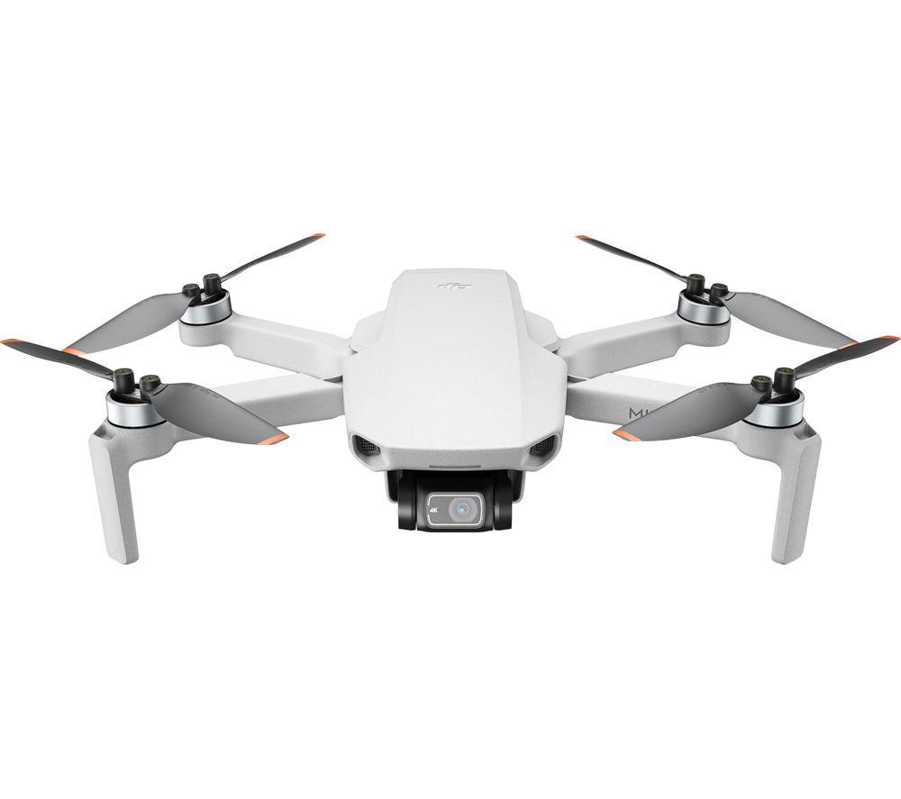 DJI Mini 2 Drone with Controller - Space Grey