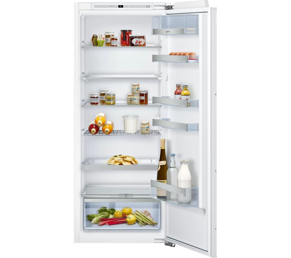 NEFF N70 KI1513FF0 Integrated Tall Fridge -
