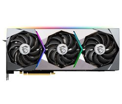 GeForce RTX 3090 24 GB SUPRIM X Graphics Card