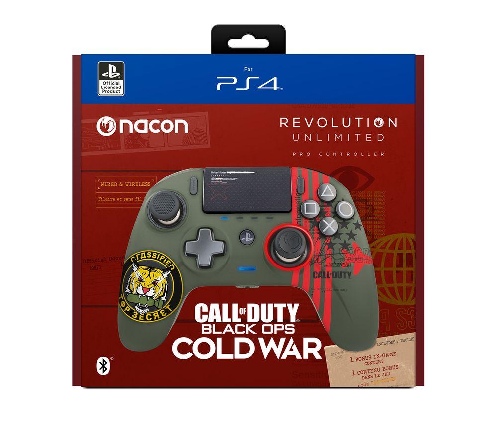 NACON Revolution Unlimited Pro Controller - CoD Cold War