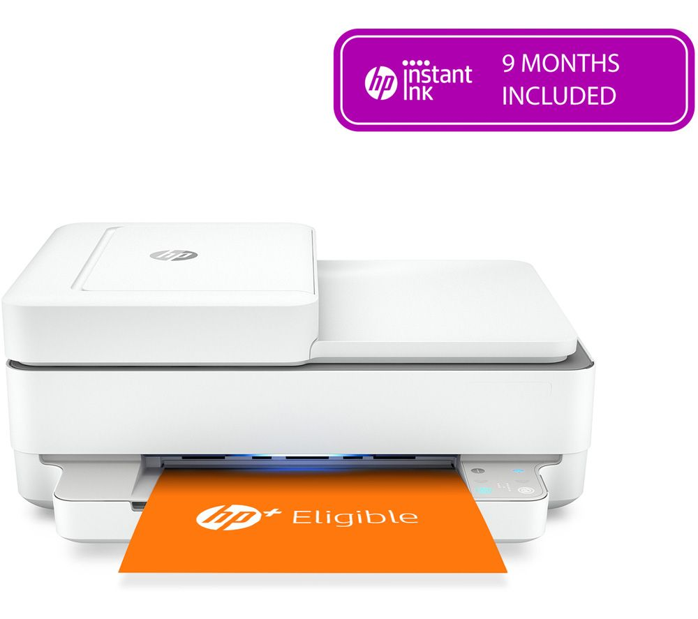 HP ENVY 6432e All-in-One Wireless Inkjet Printer with Fax & HP
