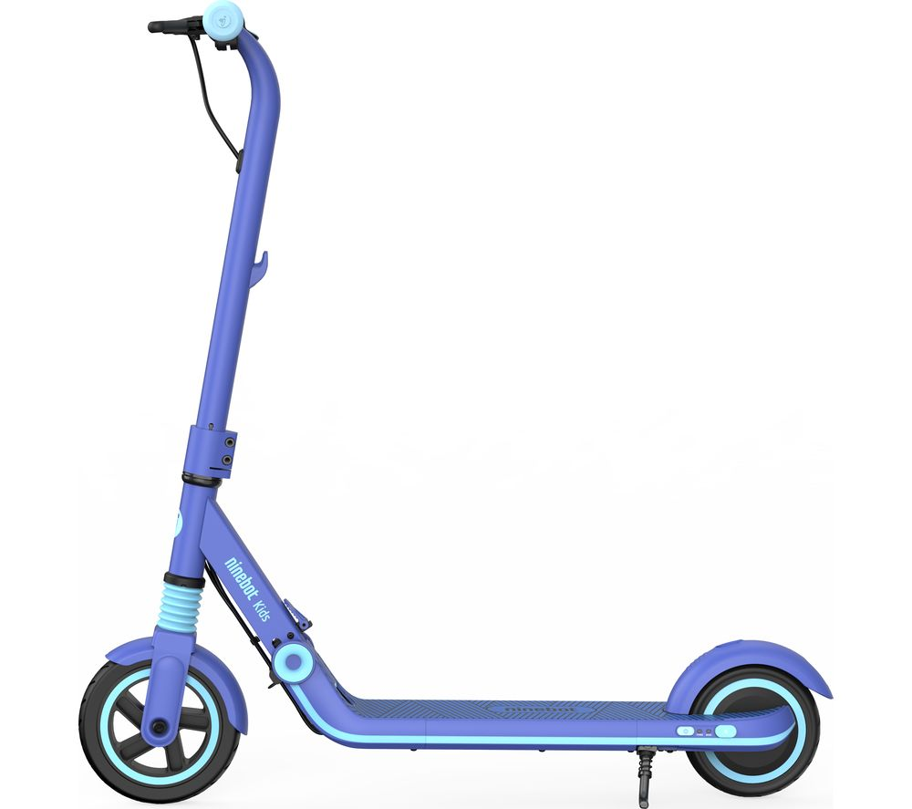 SEGWAY NINEBOT Zing E8 Electric Folding Scooter - Blue, Blue
