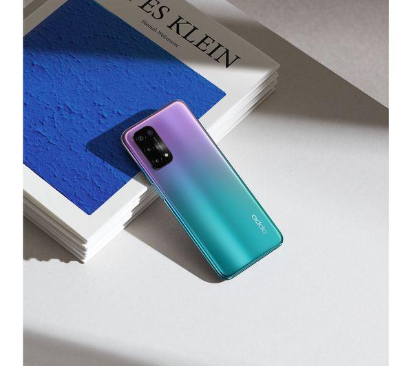 Oppo A54 5G - 64 GB, Fantastic Purple 1