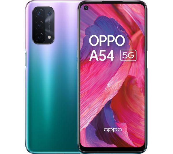 Oppo A54 5G - 64 GB, Fantastic Purple 8