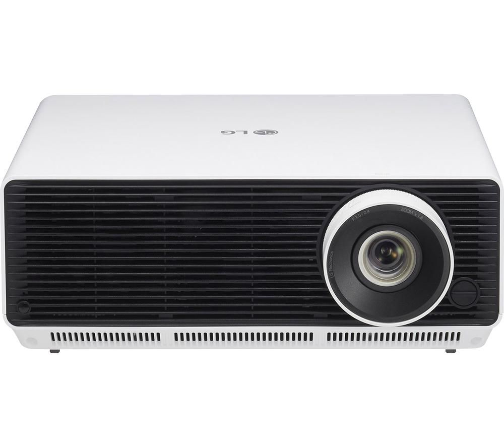LG ProBeam Laser 4K BF50NST Projector - UHD (3840x2160), 5,000 ANSI lumens, up to 300 inch, Zoom x 1.6, 20,000 hrs, WebOS, Miracast, Bluetooth