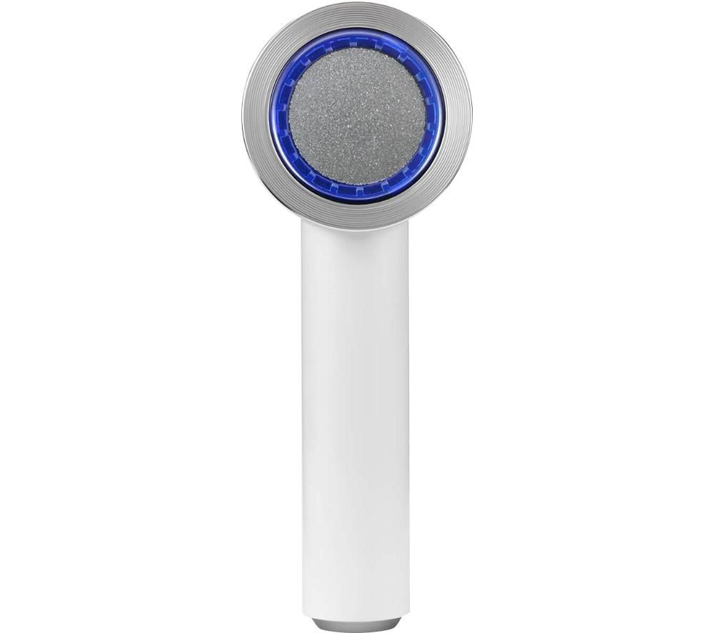 SILK'N VacuPedi Electric Callus Remover - White