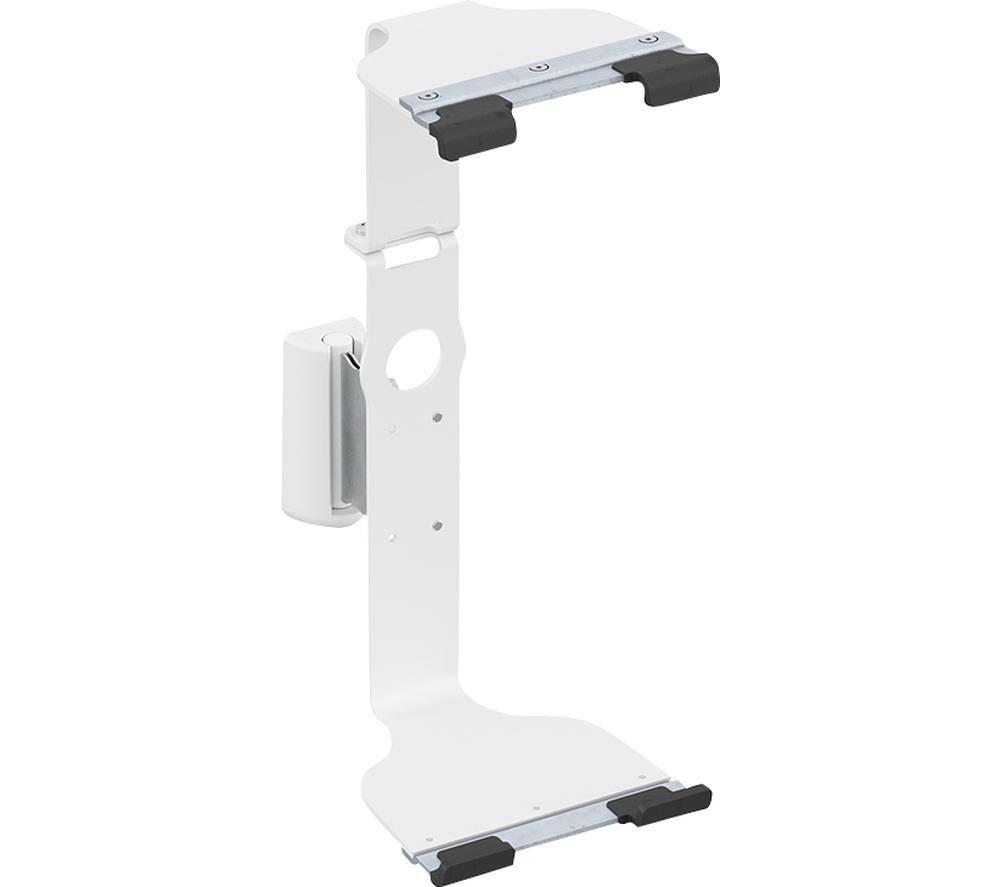 AVF AK67W Sonos One & Play:5 Wall Mount Tilt & Swivel Speaker Bracket - White, White