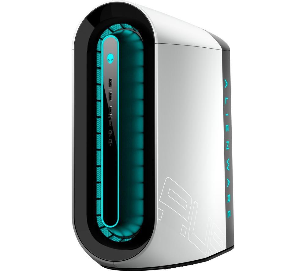 Image of ALIENWARE Aurora R12 Gaming PC - Intel®Core™ i7, RTX 3060 Ti, 1 TB SSD