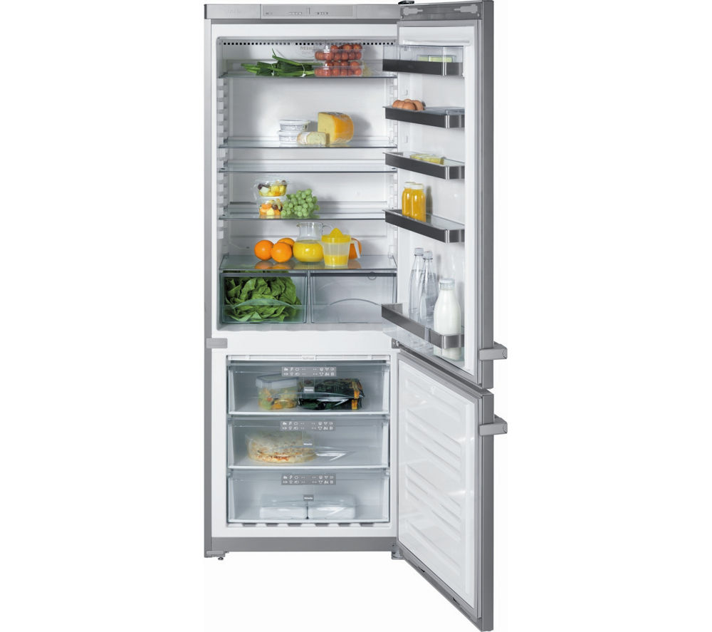 MIELE KFN12943SD 70/30 Fridge Freezer - Steel
