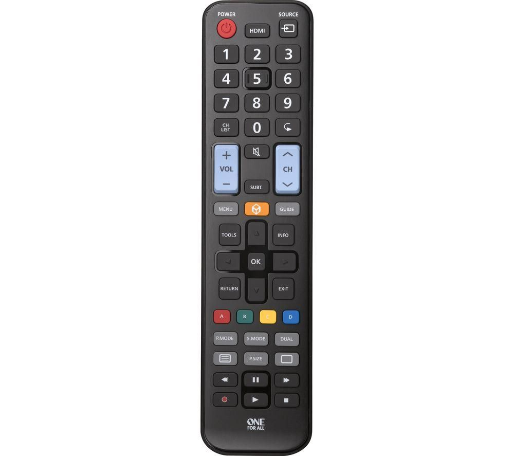 ONE FOR ALL URC 1910 Samsung Replacement Remote Control