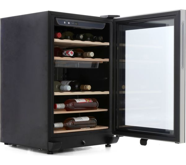 HAIER WS25GA Wine Cooler   Black